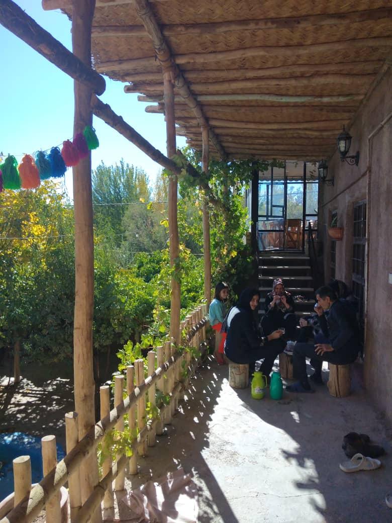 townee بومگردی سنتی در صفاشهر