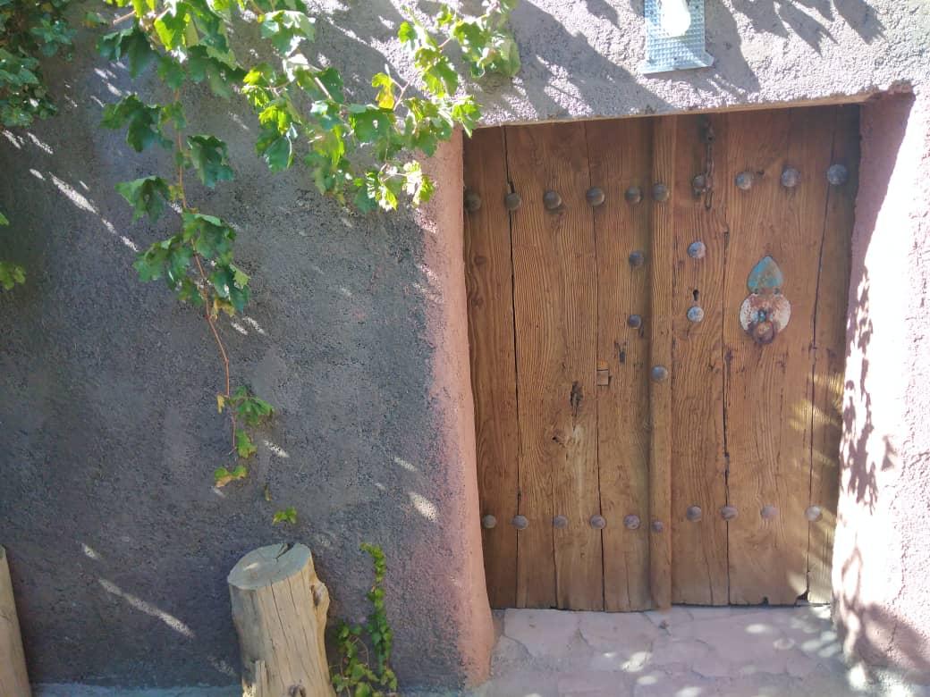 درون شهری بومگردی سنتی در صفاشهر