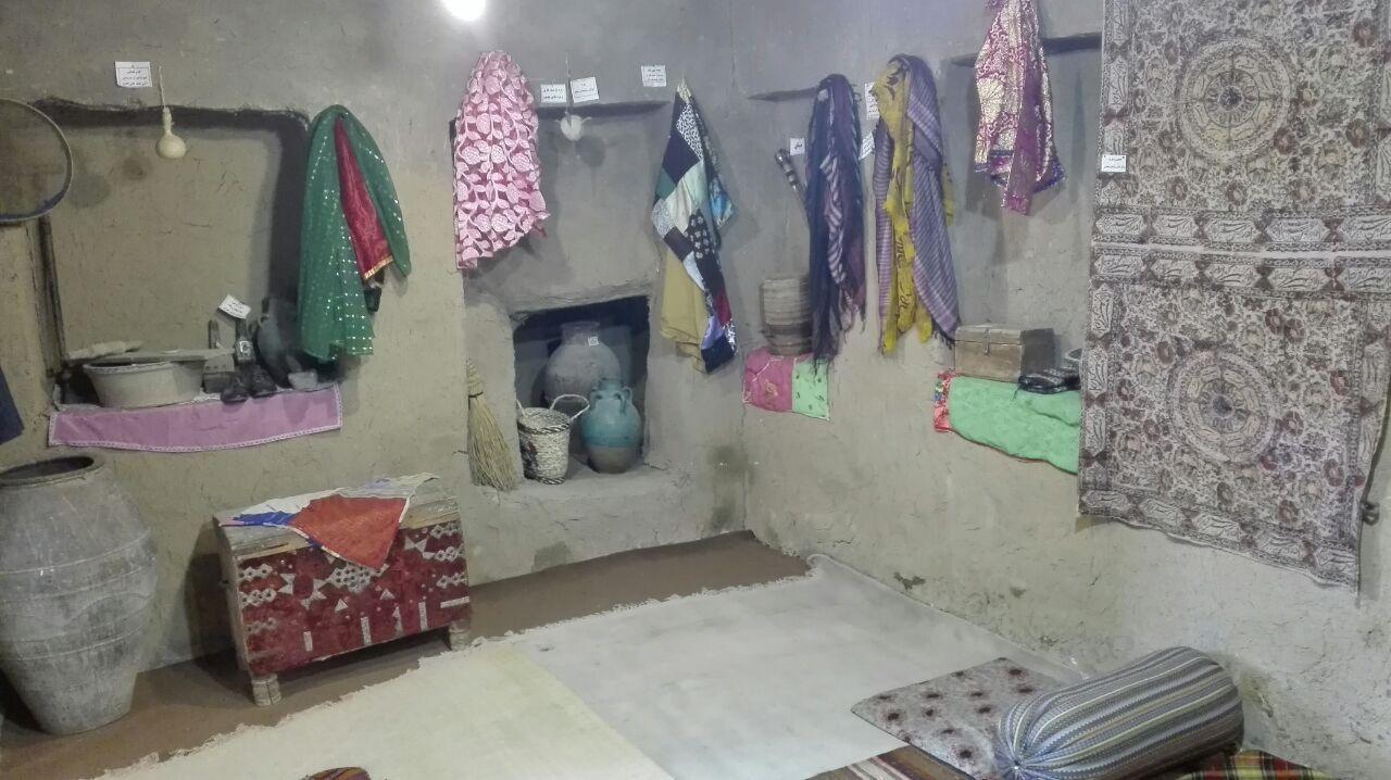 Eco-tourism خانه سنتی در لپویی