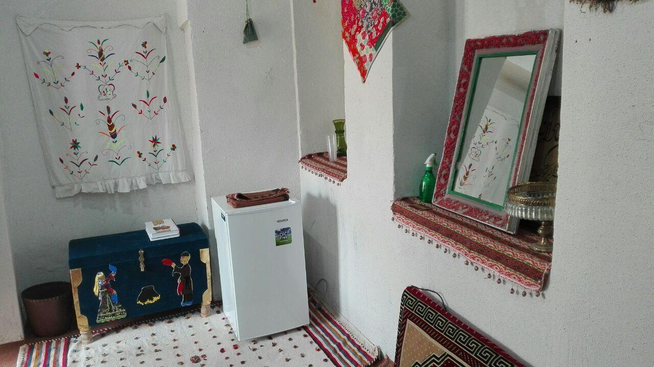 بوم گردی اتاق سنتی در لپویی