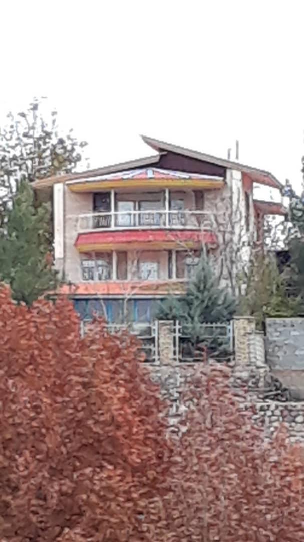 روستایی باغ و ویلا استخردار لوکس در هشتگرد البرز