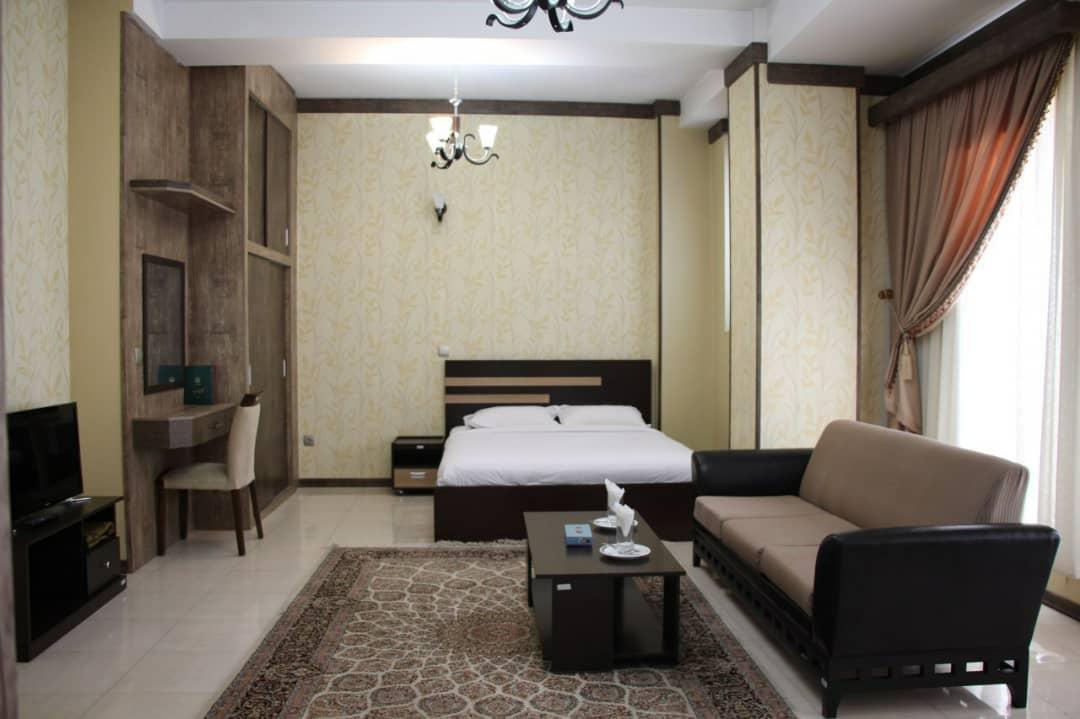 townee  هتل آپارتمان تمیز لوکس در مشهد