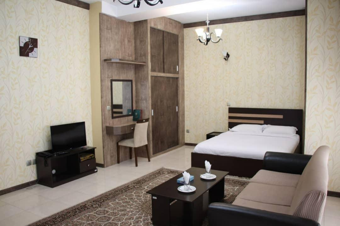 شهری هتل آپارتمان تمیز و شیک در مشهد