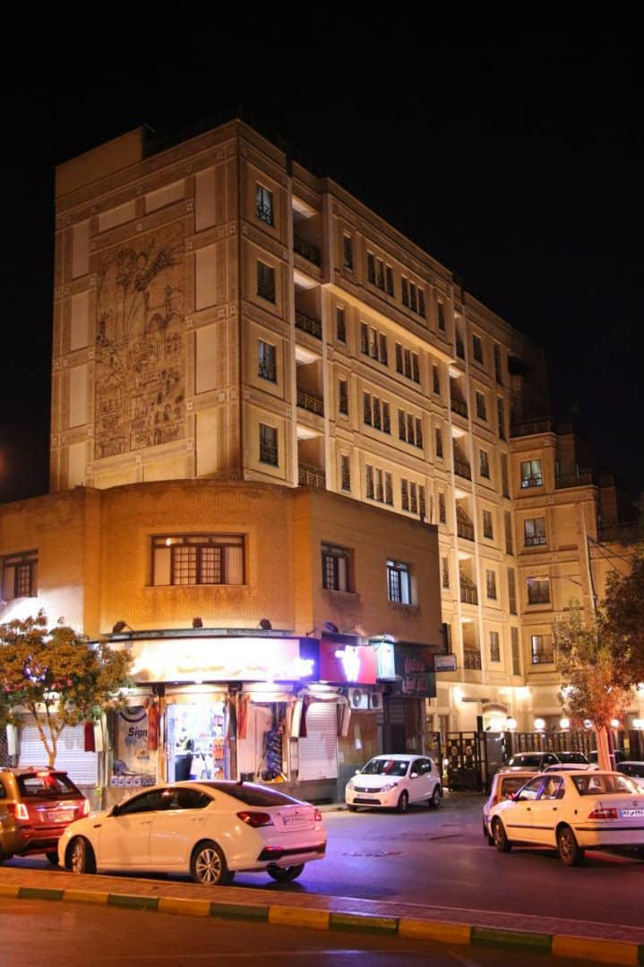 شهری هتل آپارتمان ارزان مبله در مشهد