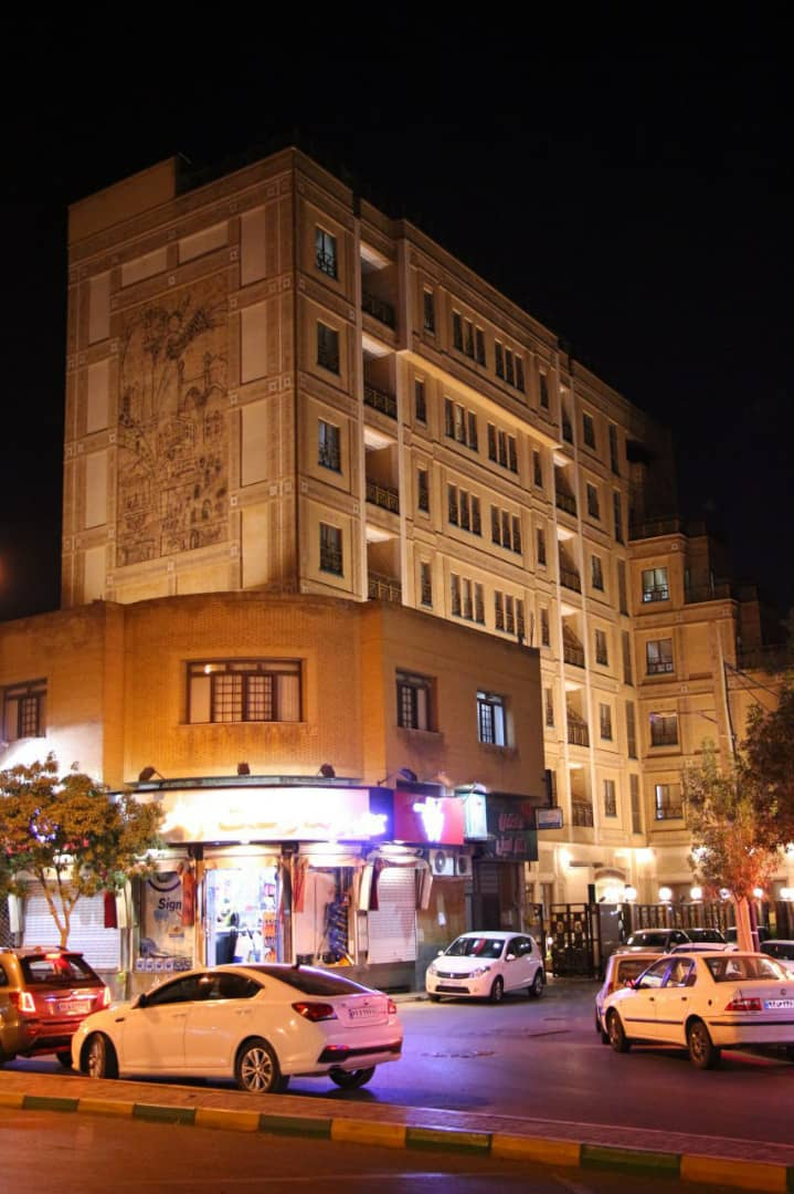 townee آپارتمان ارزان و شیک در مشهد