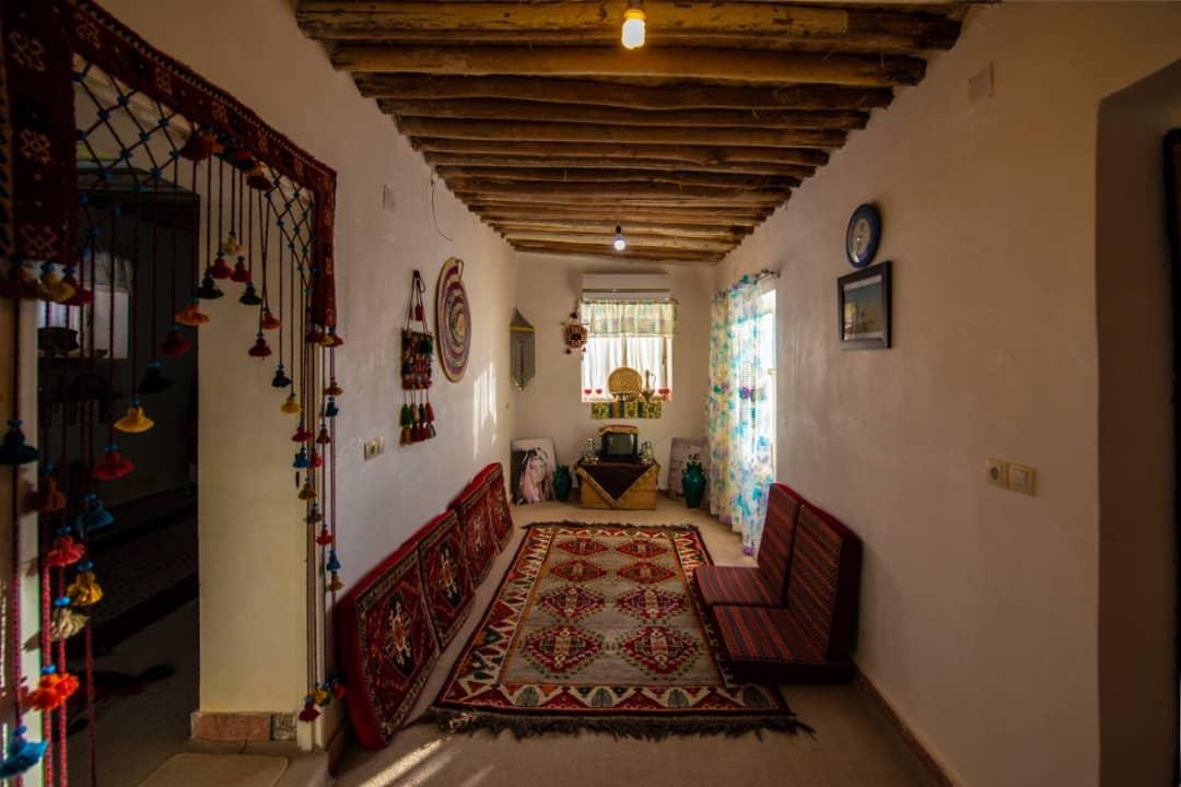 Eco-tourism خانه ی روستایی سنتی در کازرون