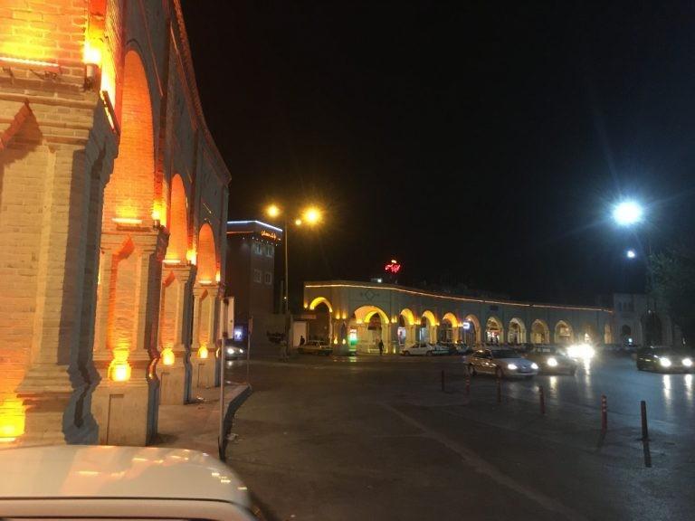 شهری اجاره مهمانپذیر ارزان در کرمان -اتاق 204