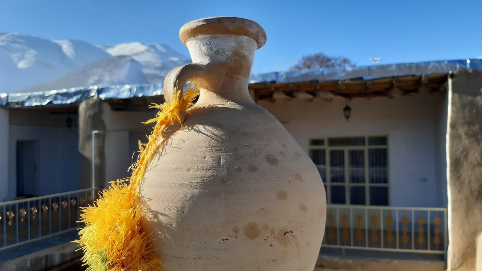 بوم گردی بومگردی سنتی در هزاوه اراک
