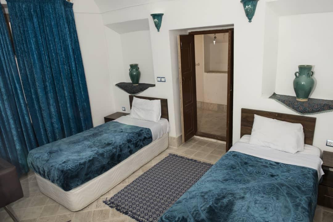 بوم گردی هتل سنتی در یزد