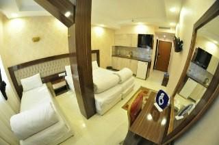 درون شهری هتل آپارتمان دربستی در مشهد
