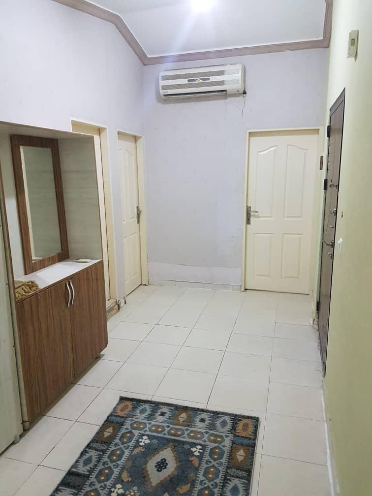 درون شهری آپارتمان مبله در واله کیش