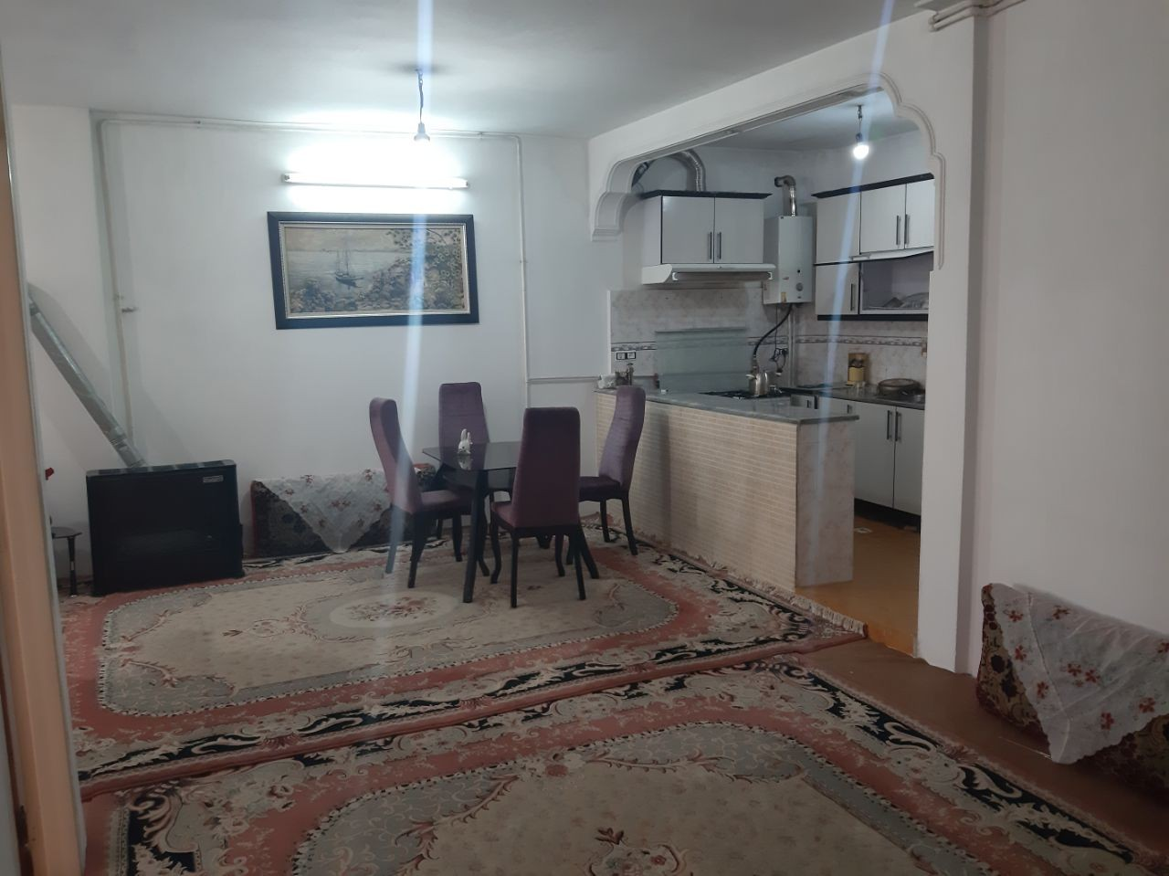 شهری سوئیت مبله در نقلاب اراک - 1