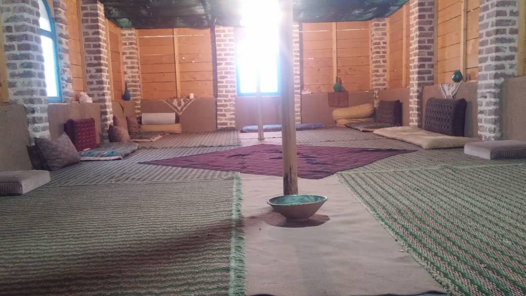 بوم گردی خانه ی بومگردی سنتی در کرمان