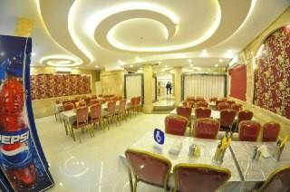 درون شهری هتل آپارتمان در مشهد
