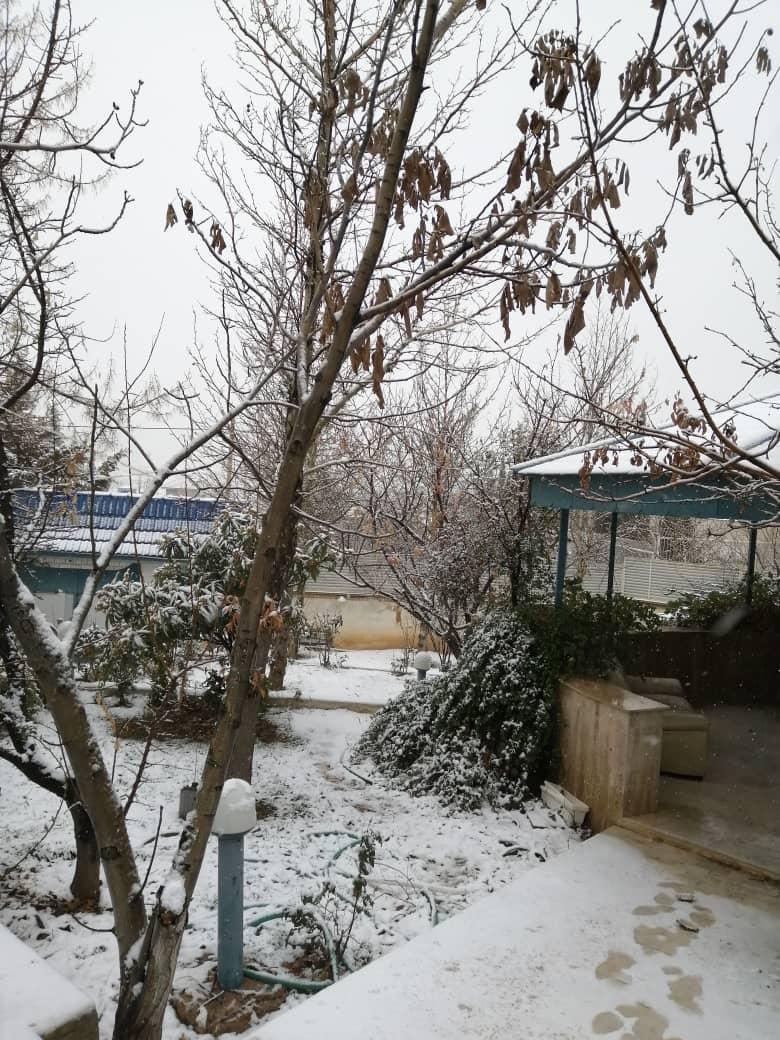 روستایی ویلا با استخر آبگرم در صدرا شیراز