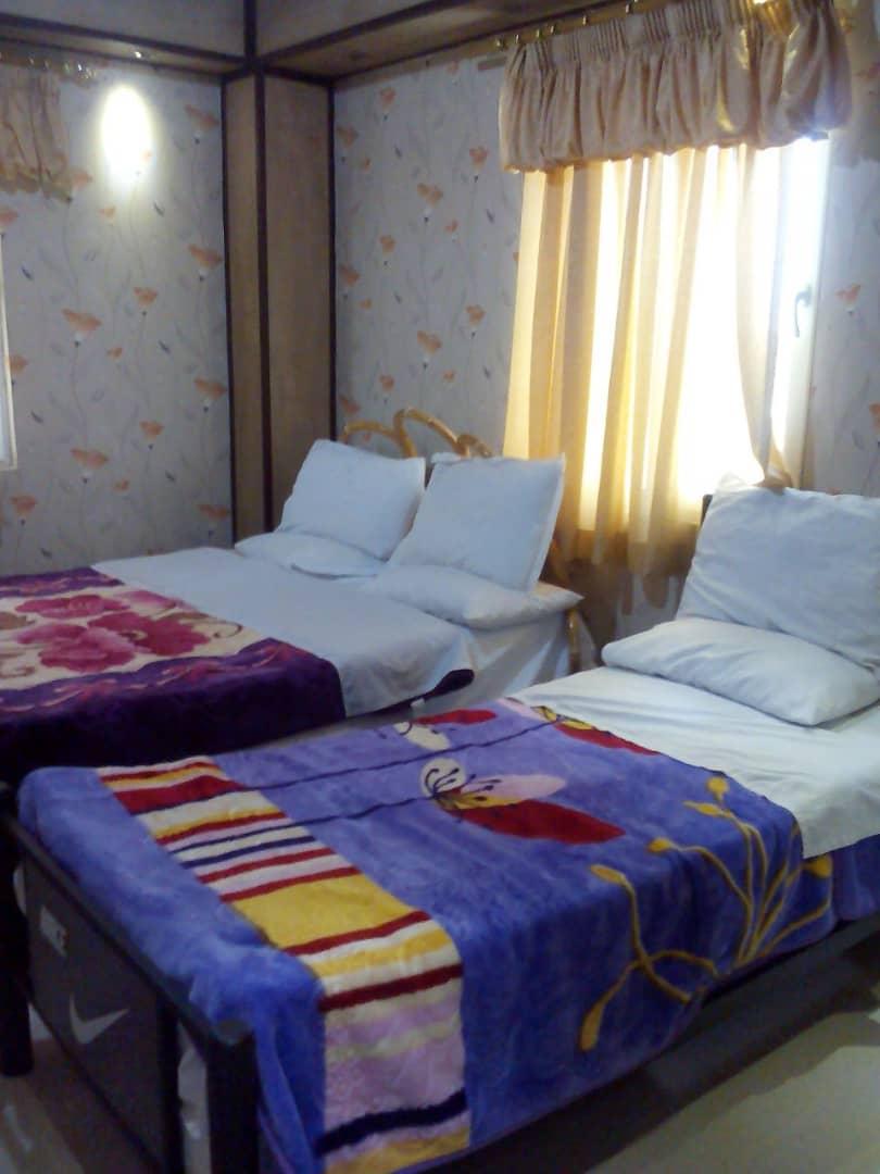 جنگلی آپارتمان در شهرک نمک آبرود - واحد7