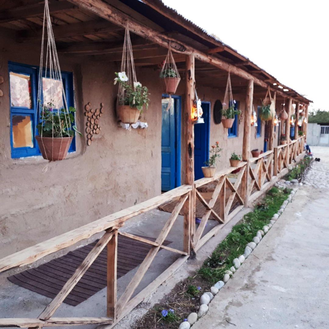 Eco-tourism بومگردی سنتی در تلوباغ ساری