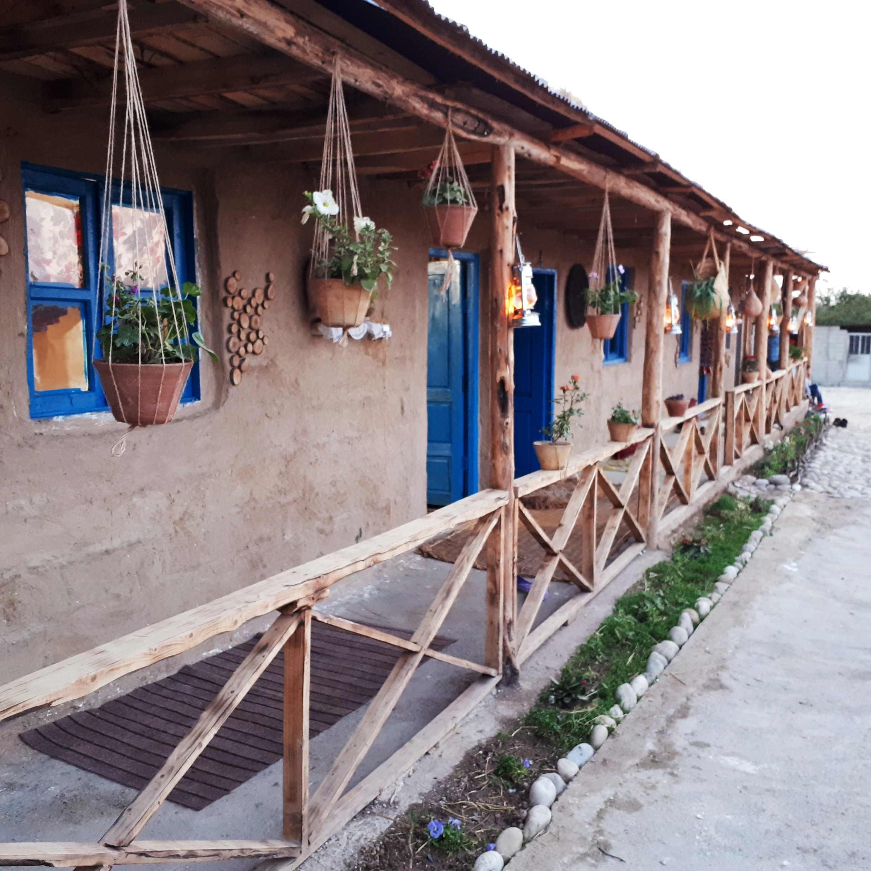 Eco-tourism اتاق سنتی در تلوباغ ساری