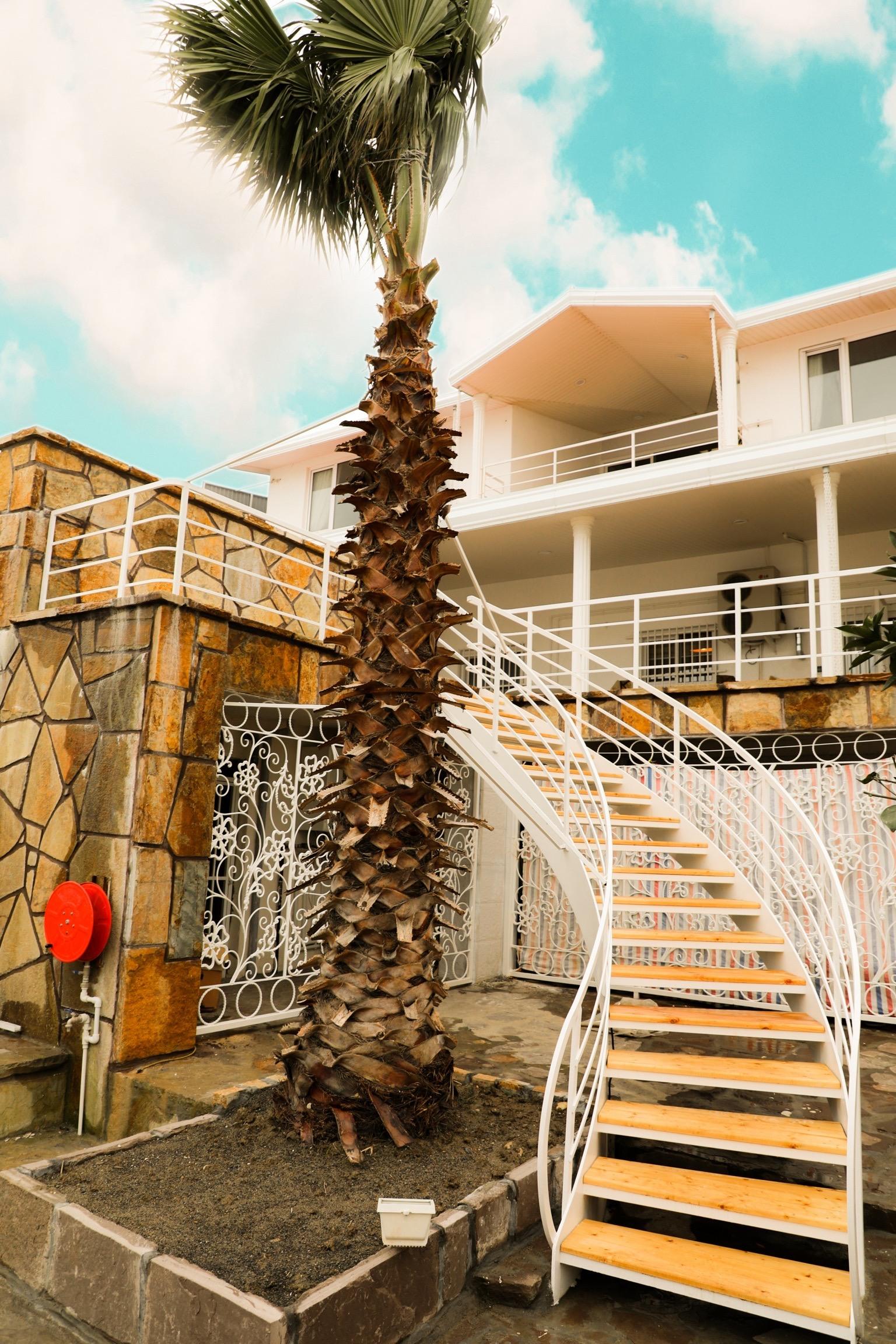 ساحلی ویلا استخردار آبگرم ساحلی رامسر - هریس