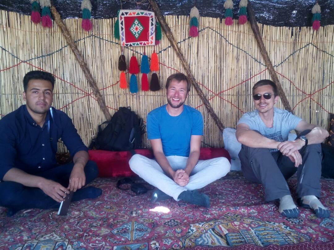 بوم گردی خانه سنتی در سروستان- خمسه5