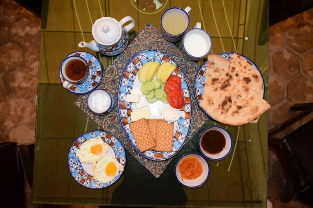 بوم گردی خانه سنتی پنج تخته در فهادان یزد - 5