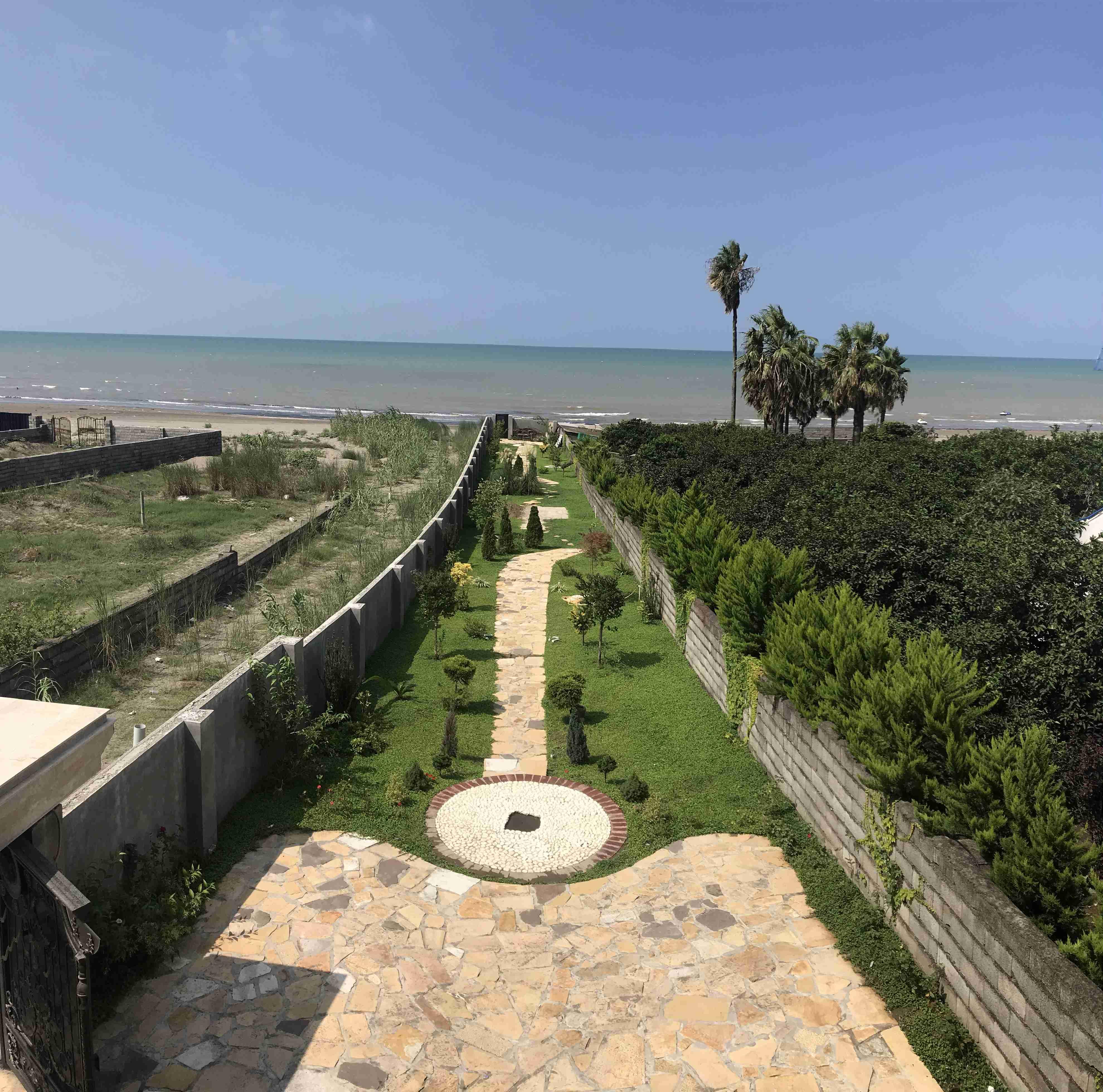 ساحلی ویلا ساحلی رستم رود نور - مازندران