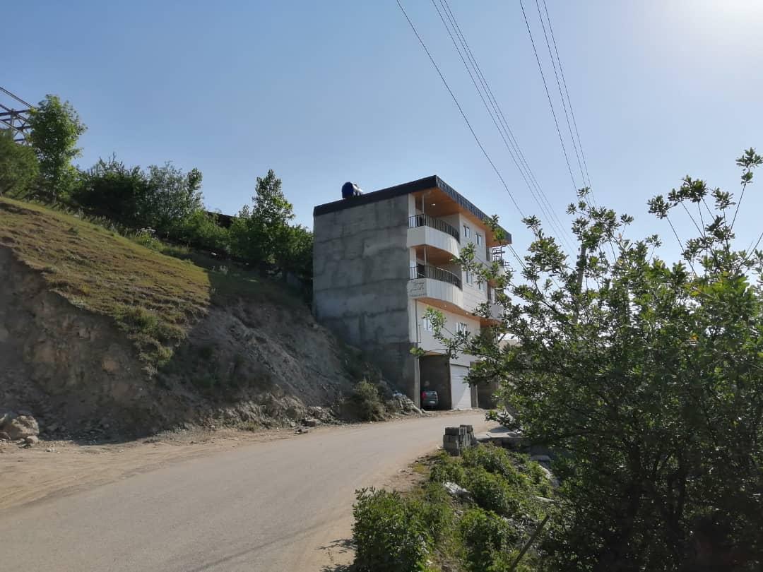 کوهستانی اجاره آپارتمان  مبله در فیلبند از شبی 280 هزار تومان