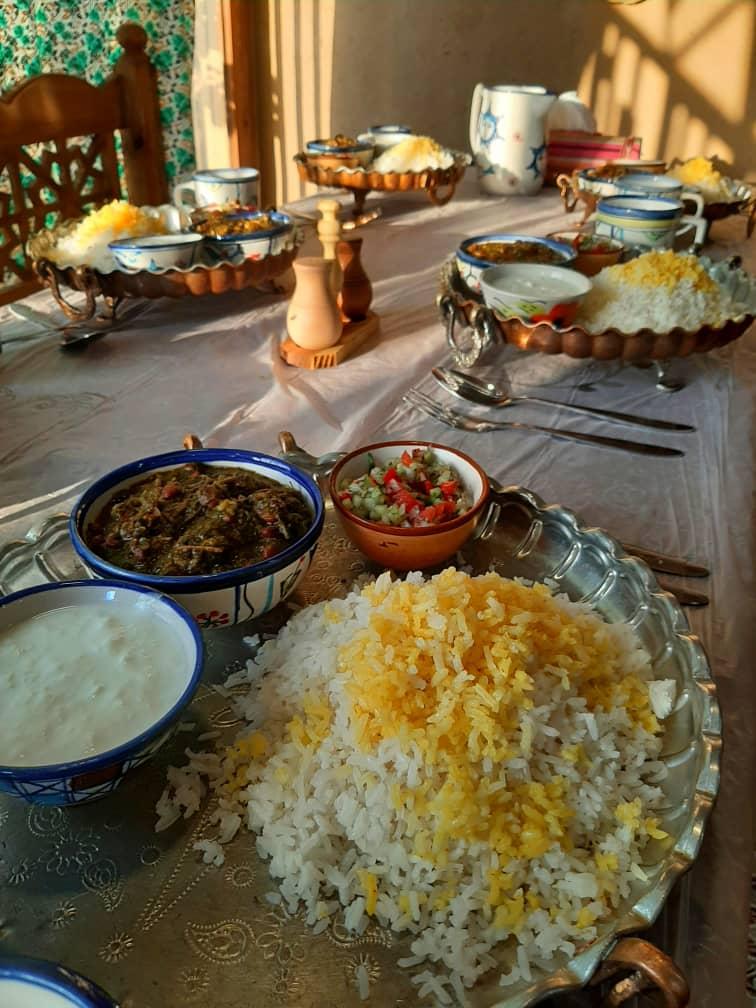 بوم گردی بوم گردی سنتی در مهریز یزد   جهانگرد 8