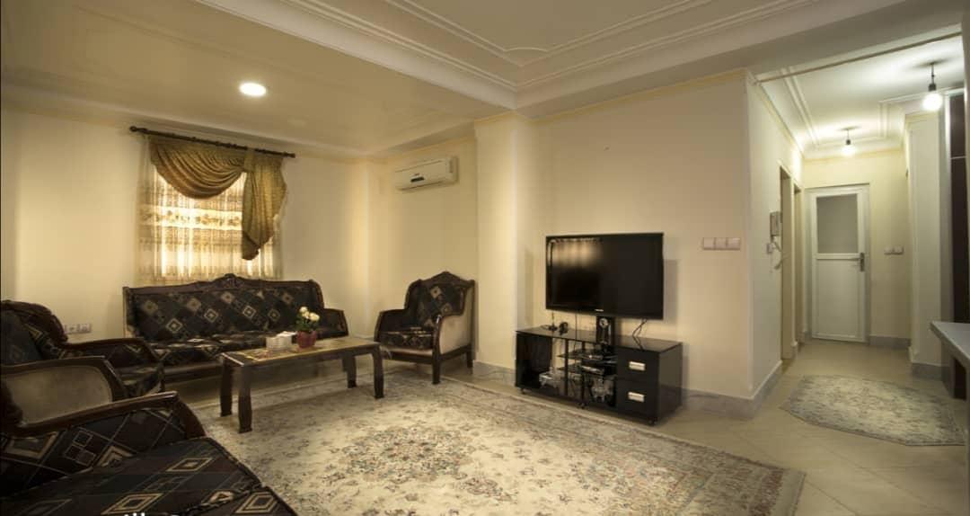 درون شهری هتل آپارتمان مبله در سردارجنگل رشت