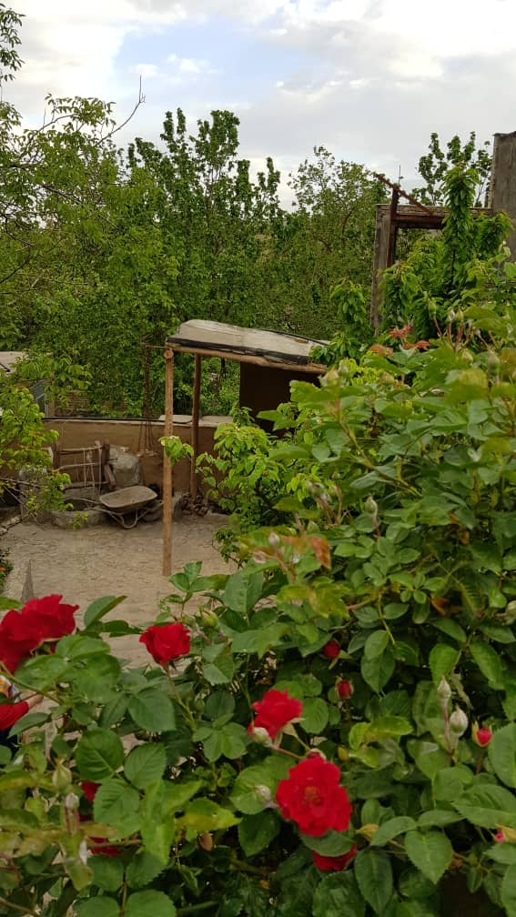 Eco-tourism بومگردی سنتی در ابرده علیا مشهد