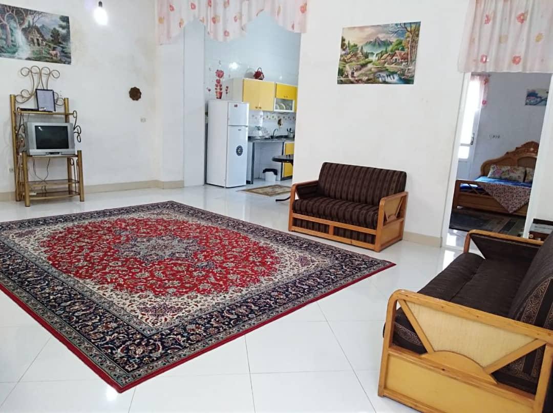 شهری آپارتمان مبله در امام رضا ساری