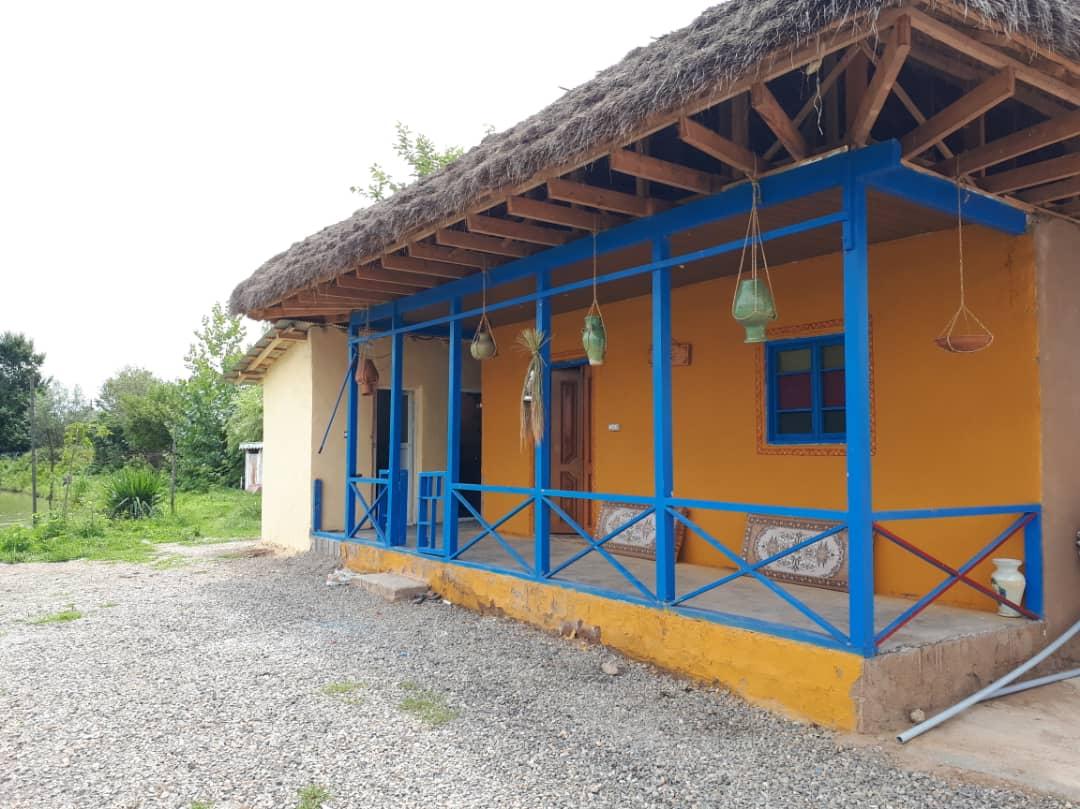 جنگلی خانه روستایی در دافسار رشت