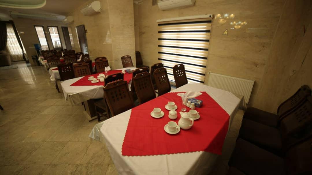 townee آپارتمان مبله در امام رضا 5 مشهد