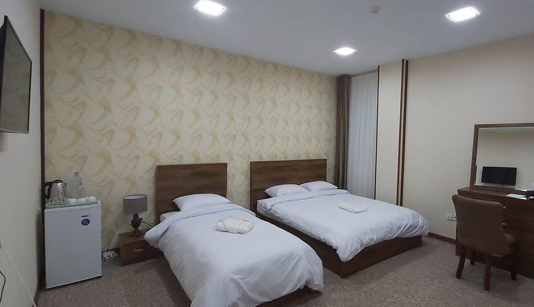 شهری هتل سه تخته در ولیعصر جم