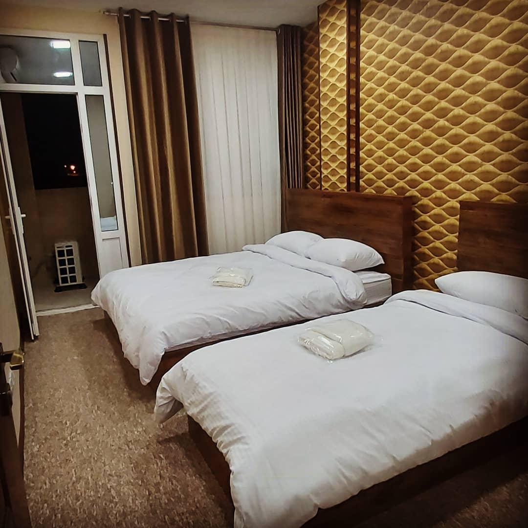 شهری هتل سوئیت در ولیعصر جم