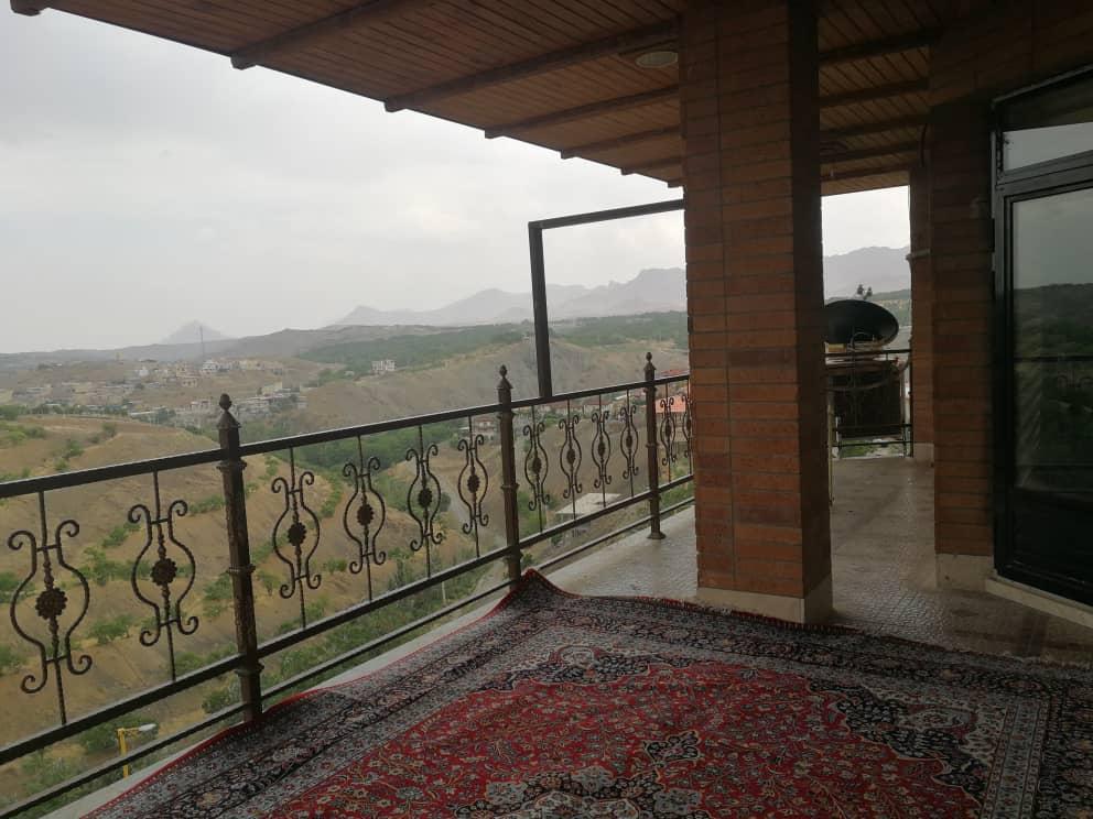 Mountainous ویلا در شهرک زاگرس سامان