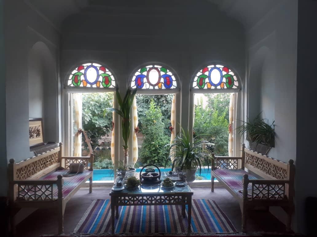 Eco-tourism اتاق بومگردی در امام خمینی یزد - اتاق5