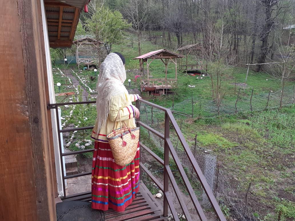 جنگلی سوئیت سنتی جنگلی در کندلات رودبار