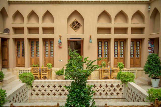 شهری هتل سنتی دوتخته امام خمینی یزد - 1