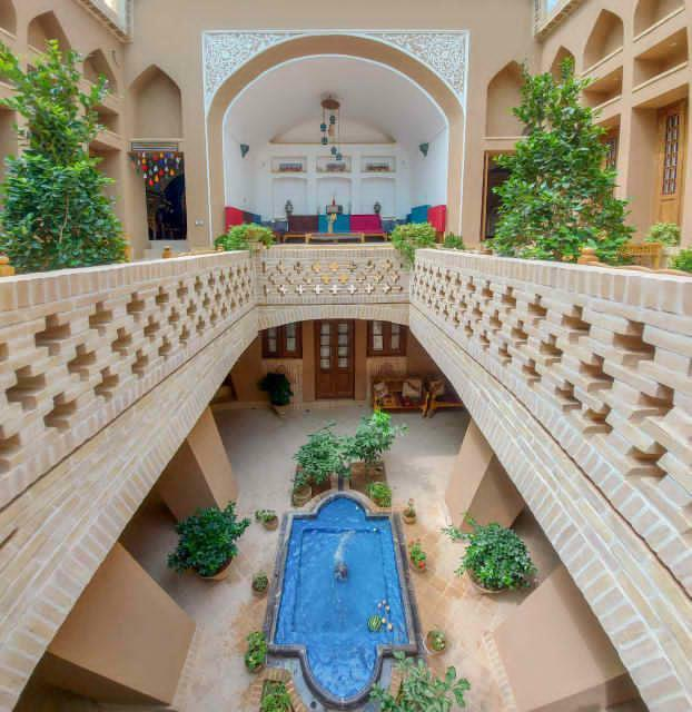 شهری بومگردی سنتی چهارتخته امام خمینی یزد - 3