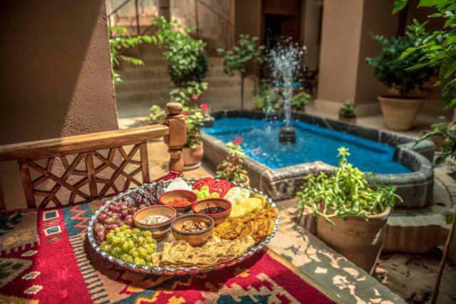 شهری هتل سنتی پنج تخته امام خمینی یزد - 4