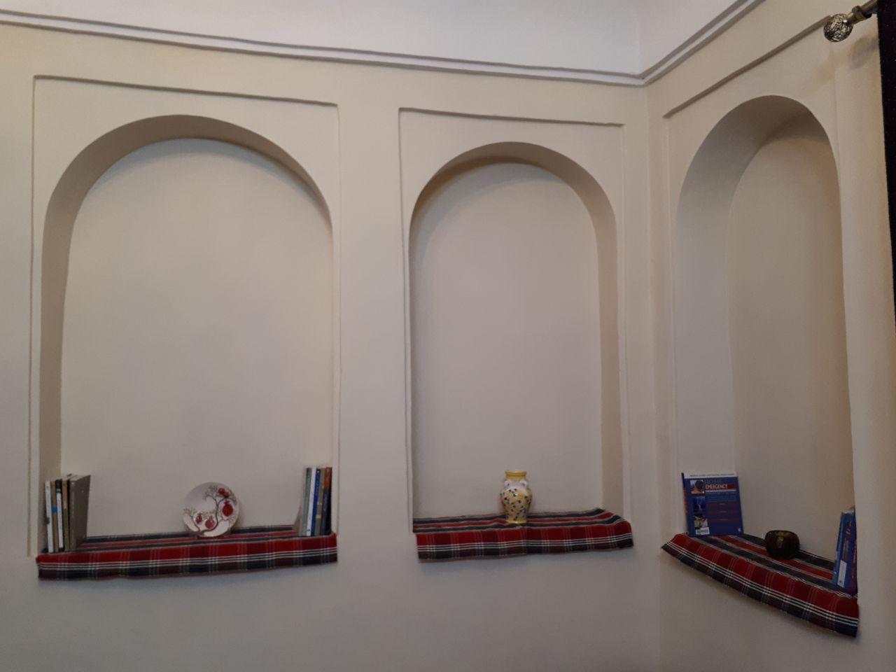 بوم گردی اتاق بومگردی در امام خمینی یزد - آسمان