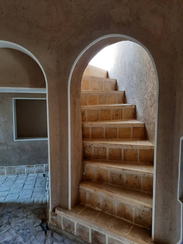 بوم گردی بومگردی سنتی در نطنز اصفهان - خاله جون