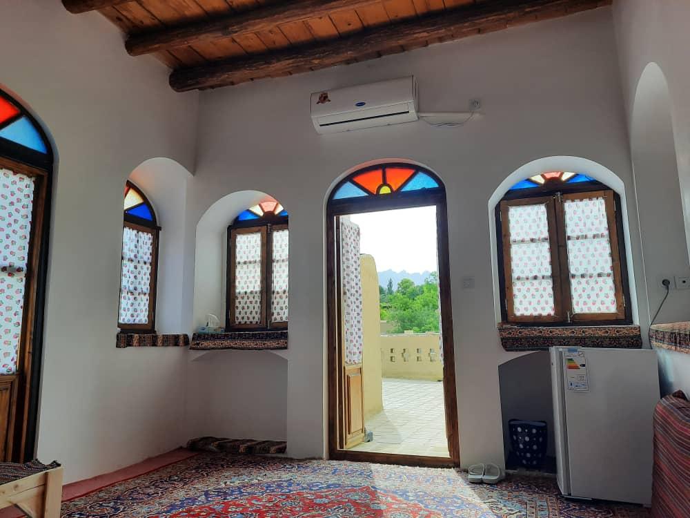 بوم گردی بومگردی سنتی در نطنز اصفهان - خوش نشین