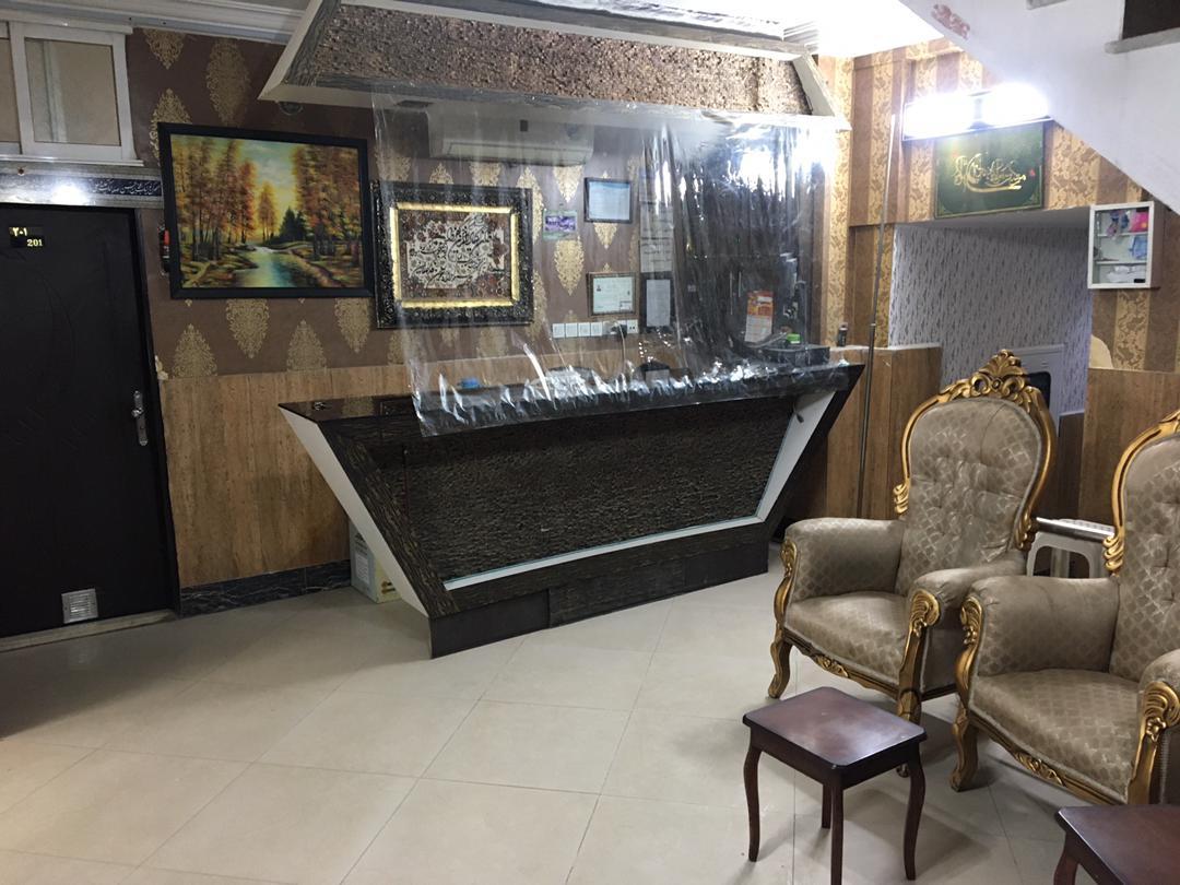townee هتل آپارتمان در 17 شهریور مشهد