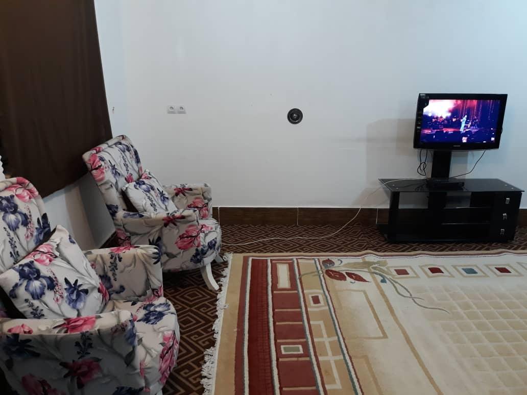 درون شهری آپارتمان مبله در احمدآباد آبادان