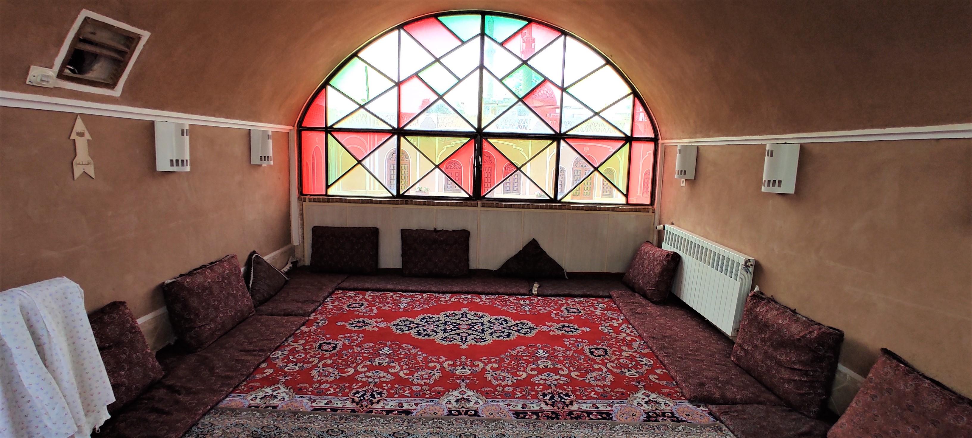 شهری کاروانسرا سنتی در مصلی یزد - 207