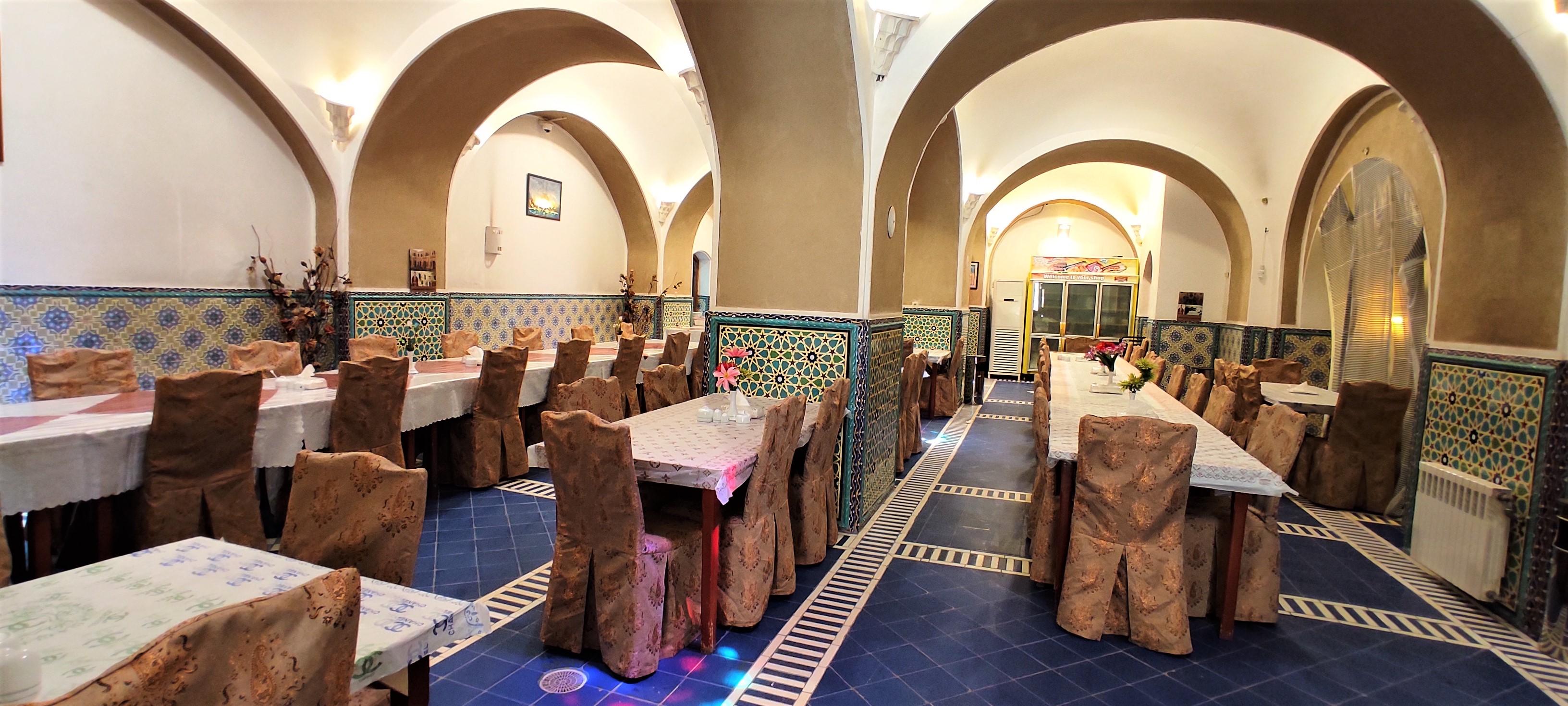 شهری اقامتگاه سنتی در مصلی یزد - 209
