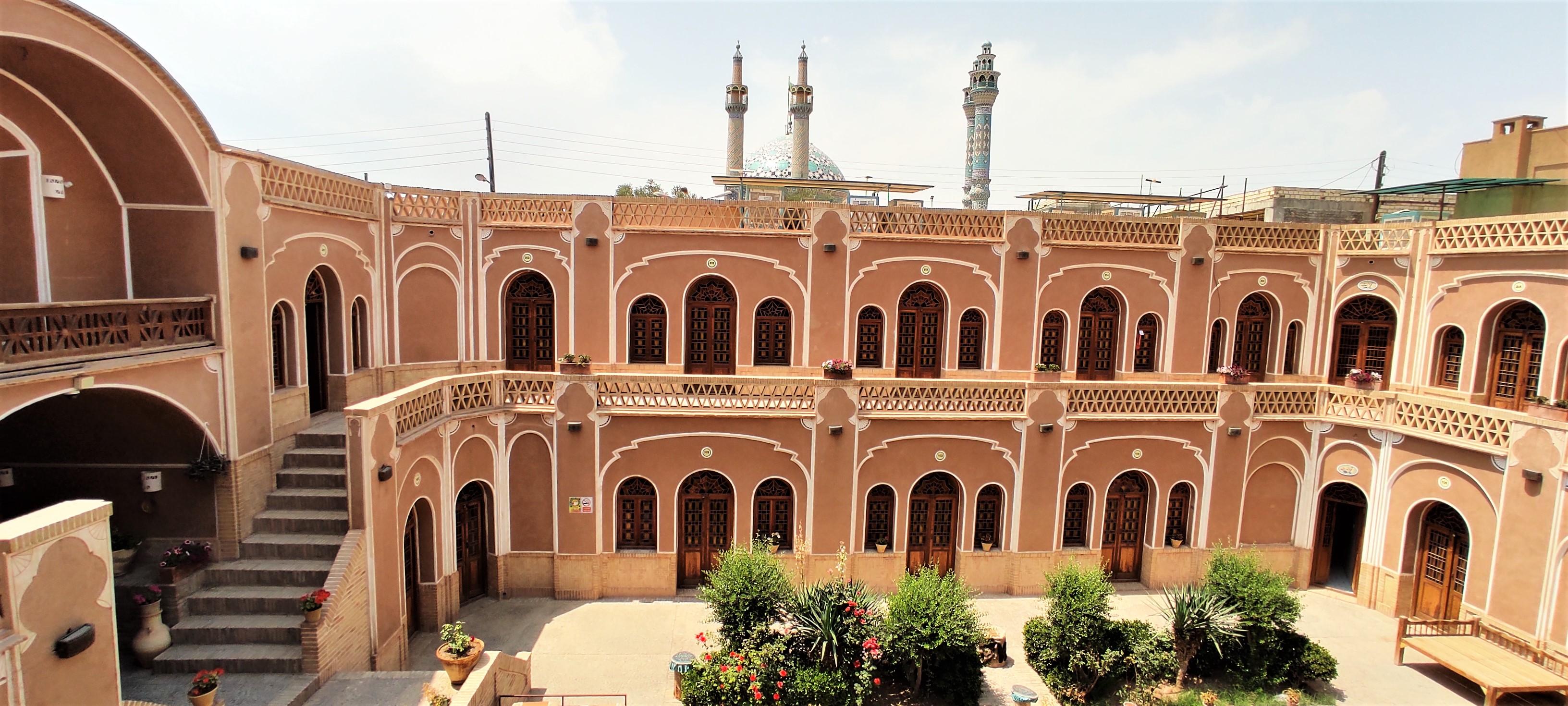 شهری هتل سنتی در مصلی یزد - 104