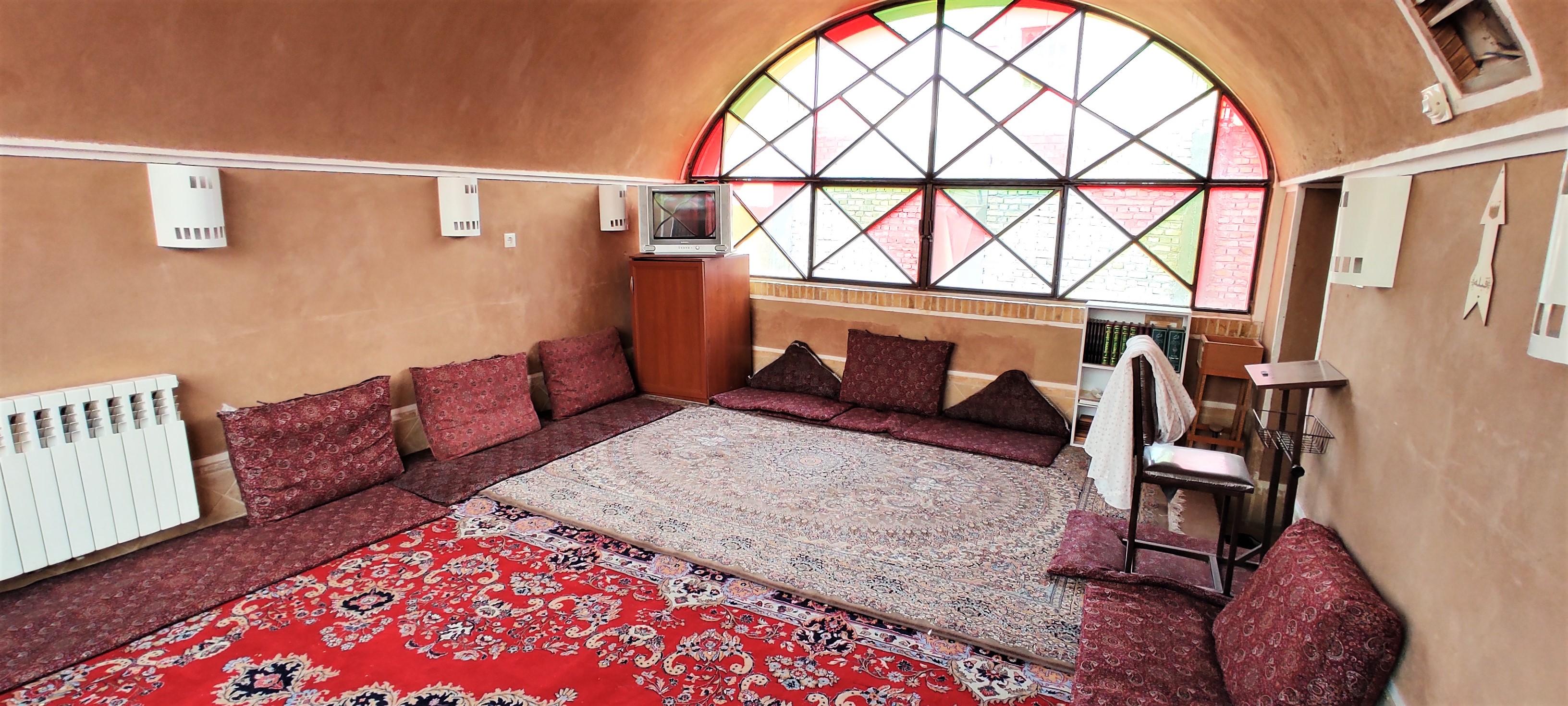 شهری کاروانسرا سنتی در مصلی یزد - 107